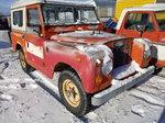 1969 Land Rover Land Rover