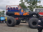 Brand new build monster truck ride truck in the UK ( Europe