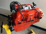 348 Stroker Chev Engine Rebuilt