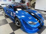 Scott Pruett Rocketsports Trans-Am Jaguar