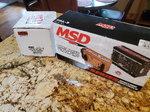 MSD 7-AL3 Ignition & MSD Coil HVC-2