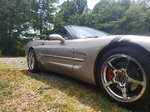 98 corvette built by Tick Performance 695WHP