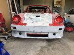 Porsche 911/934 tribute project NO DRIVETRAIN