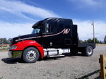 2005 Freightliner Columbia Flatbed Truck