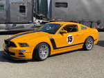 2013 Ford Mustang Boss S