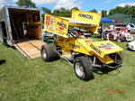 Pennzoil # 22  Sprint car