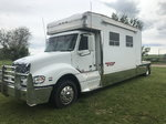 2004 Haulmark Toterhome with sports deck
