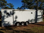 2005 28 ft enclosed car hauler