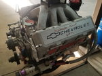 Chevy SB2 race motor