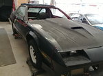 1986 prostreet Camaro roller project