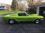 Pro street Mustang