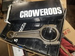 Crower Maxi Light 5 series connecting rods full set