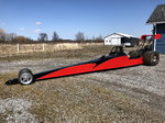 "260"" Spitzer Hard Tail Dragster -Turn Key"