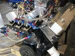 557 ci bbf nitrous motor