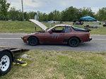 85.5 Porsche 944 Track/Street car