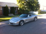 2005 Corvette Convertible SuperCharged