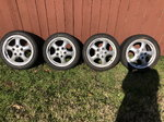 911 Porsche Factory Wheels & Tires
