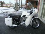 1968 Triumph TR6 P Police