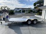 Featherlite 3182 car hauler 18  foot
