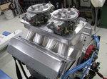 500 cu in. DRCE2 engine.