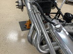 Sbc  upswept dragster headers