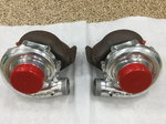 Turbonetics Mirror Image Turbochargers as sold by Nelson Rac