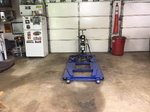 Challenger mid size lift