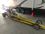 2002 JR Dragster MT Chassis, Pinnacle Lite