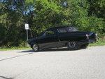 1950 Studebaker Pro Street Starlight Bulit Nose Coupe