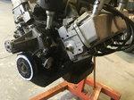 360 c.i. Ford SVO engine