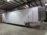 2011 48' Featherlite Expandable Display Trailer