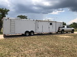 42' Featherlite Race Car Trailer w/Living Quarters&amp