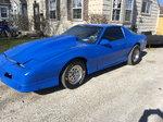 1984 Firebird grudge racing car