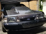88'ford mustang lx hatch