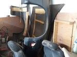 FS 93-97 Camaro VFN fiberglass nose, hood, & rear bumper