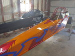Two junior dragsters for sale
