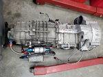 Porsche 997 Sequential racing transmission