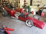 1923 altered roadster