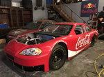 Nascar C.O.T. Coca Cola Short Track