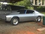 1971 Camaro bbc pump gas