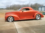 1940 Ford Wildrod coupe