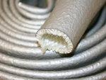"""Used 1.00"""" Hose/Wire Heat Shield Twenty Ft. Roll"""