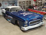 55 Chevy BelAir Funny Car  for sale $20,000