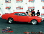 1972 Dodge Demon NMC Class Car