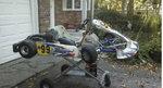 Zanardi race kart