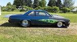 1980 Chevy Malibu Drag Car