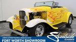 1932 Ford Roadster Streetrod