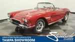 1962 Chevrolet Corvette Custom Convertible