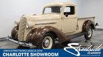 1937 Plymouth PT-50 Pickup