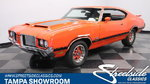 1972 Oldsmobile Cutlass 442 W-30 Tribute